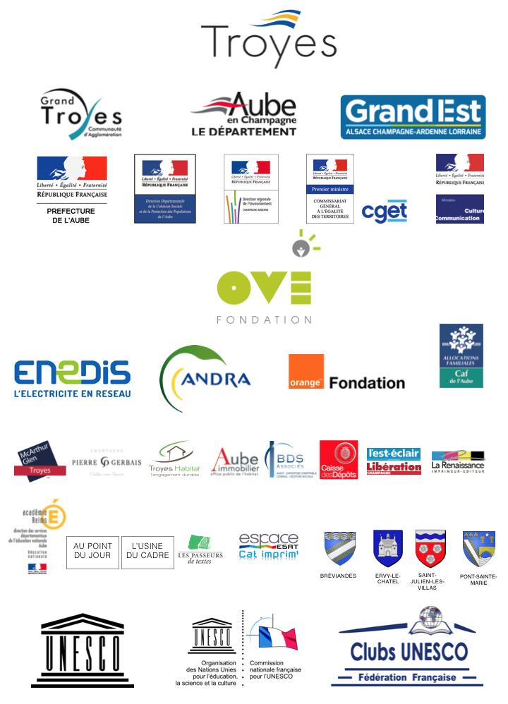 Partenaires du Centre pour l'UNESCO_NOV 2016